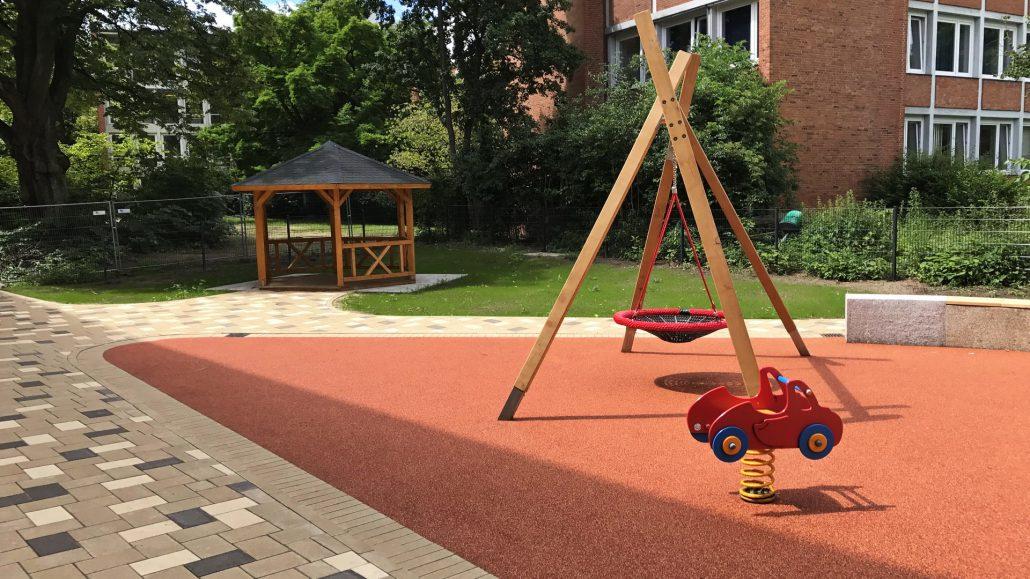 Kinderklinik im UKE – Hamburg Eppendorf