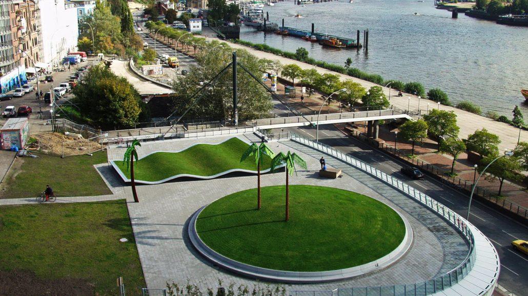 Park Fiction (Antoni Park) - Hamburg St. Pauli