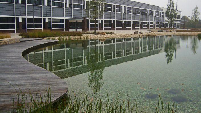 Werks- und Verwaltungspark Sauer Danfoss - Neumünster